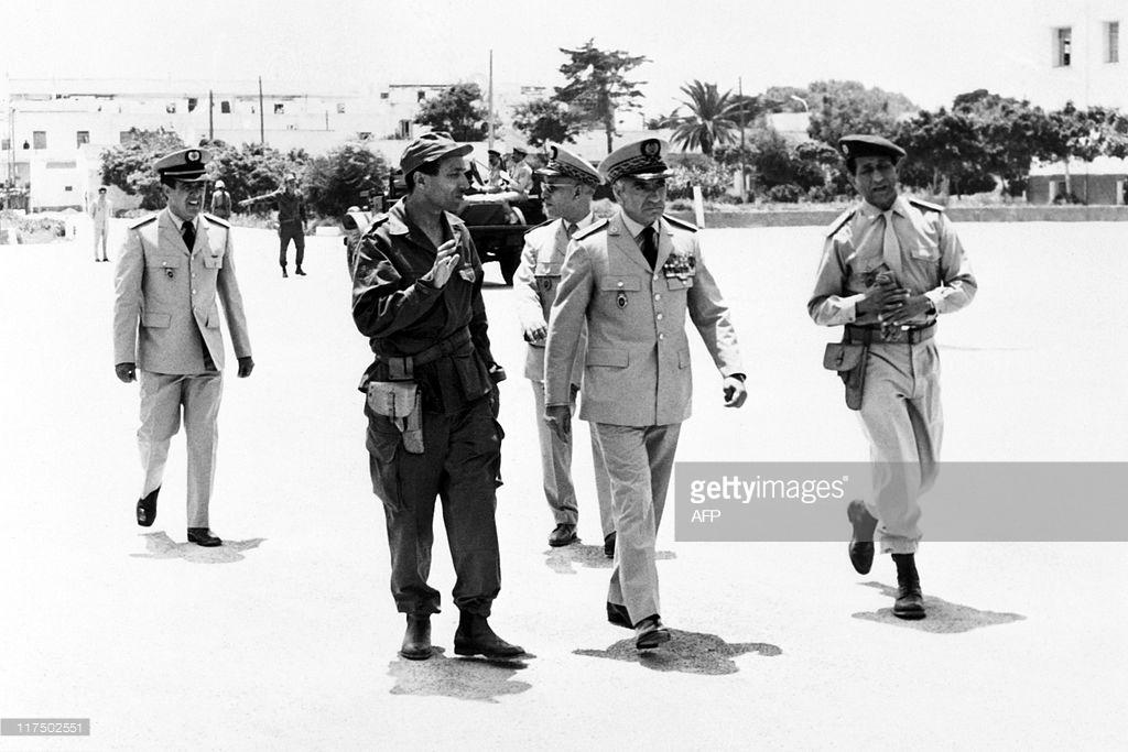 Tentative de coup d'État à Rabat et Skhirate le 10 juillet 1971  000112