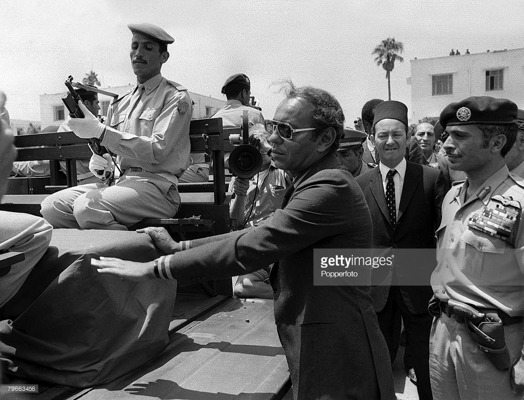 Tentative de coup d'État à Rabat et Skhirate le 10 juillet 1971  000311
