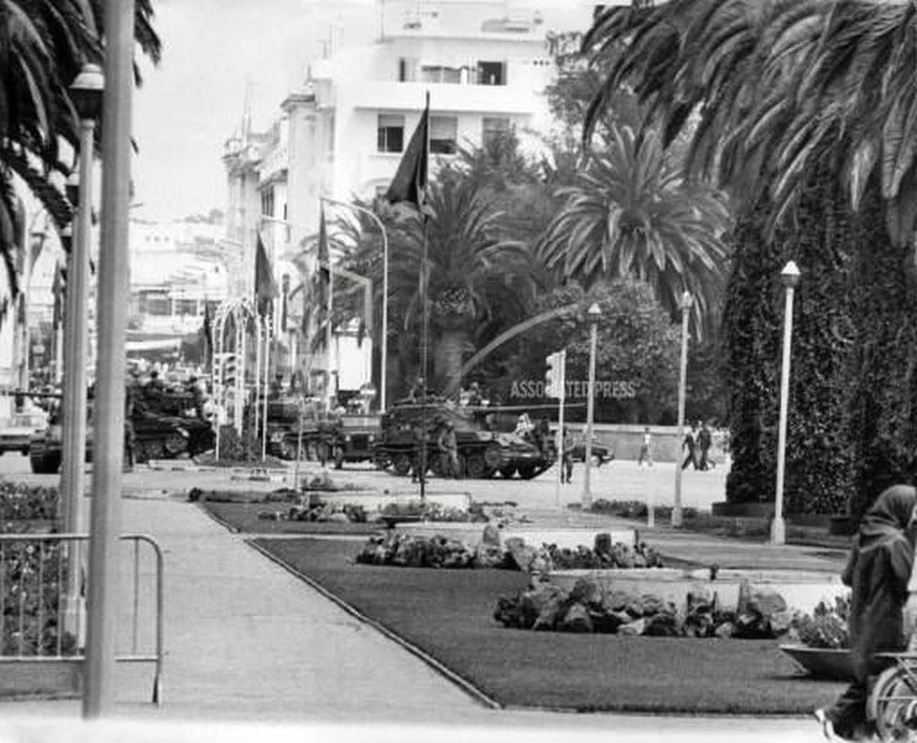 Tentative de coup d'État à Rabat et Skhirate le 10 juillet 1971  000312