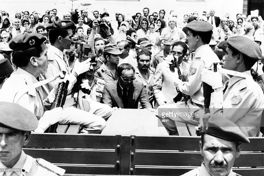 Tentative de coup d'État à Rabat et Skhirate le 10 juillet 1971  000412