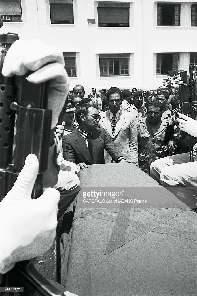 Tentative de coup d'État à Rabat et Skhirate le 10 juillet 1971  000511