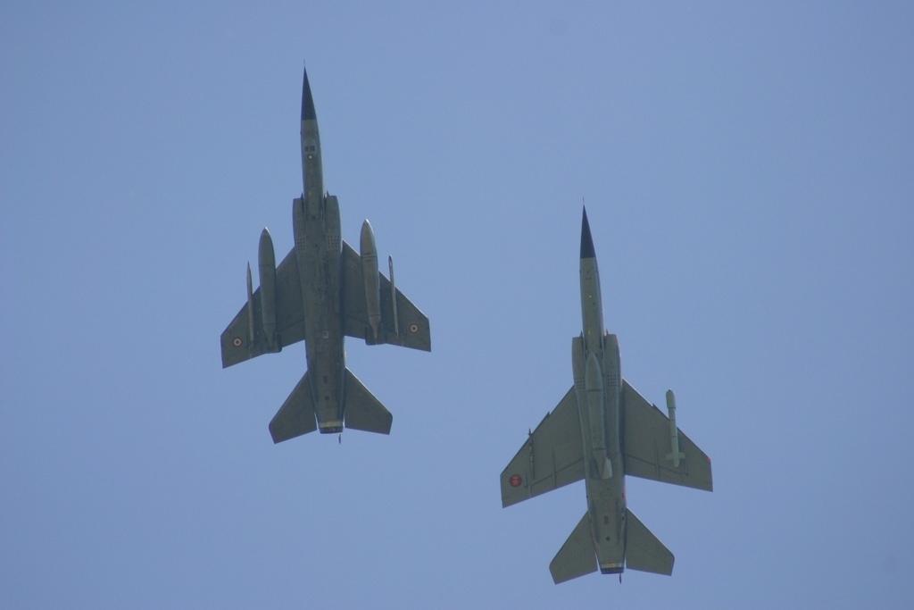 Échanges franco-marocain - Mirage F1 - 2003/2004 00110