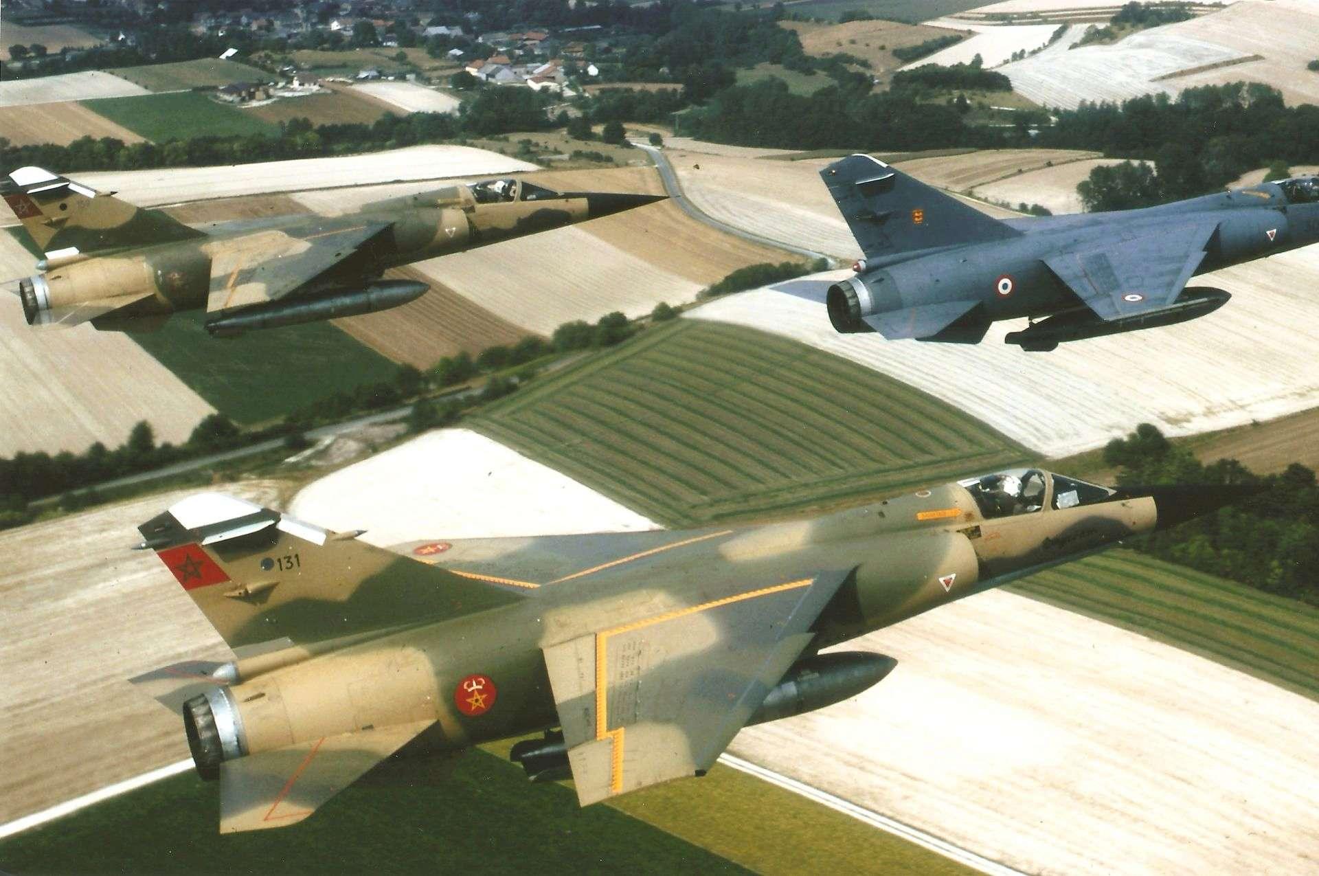 Échange - Base aérienne de Reims, Août 1990 131_et10