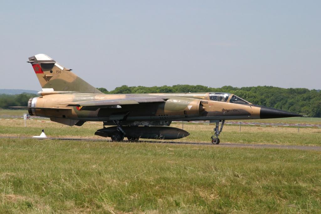 Échanges franco-marocain - Mirage F1 - 2003/2004 15610