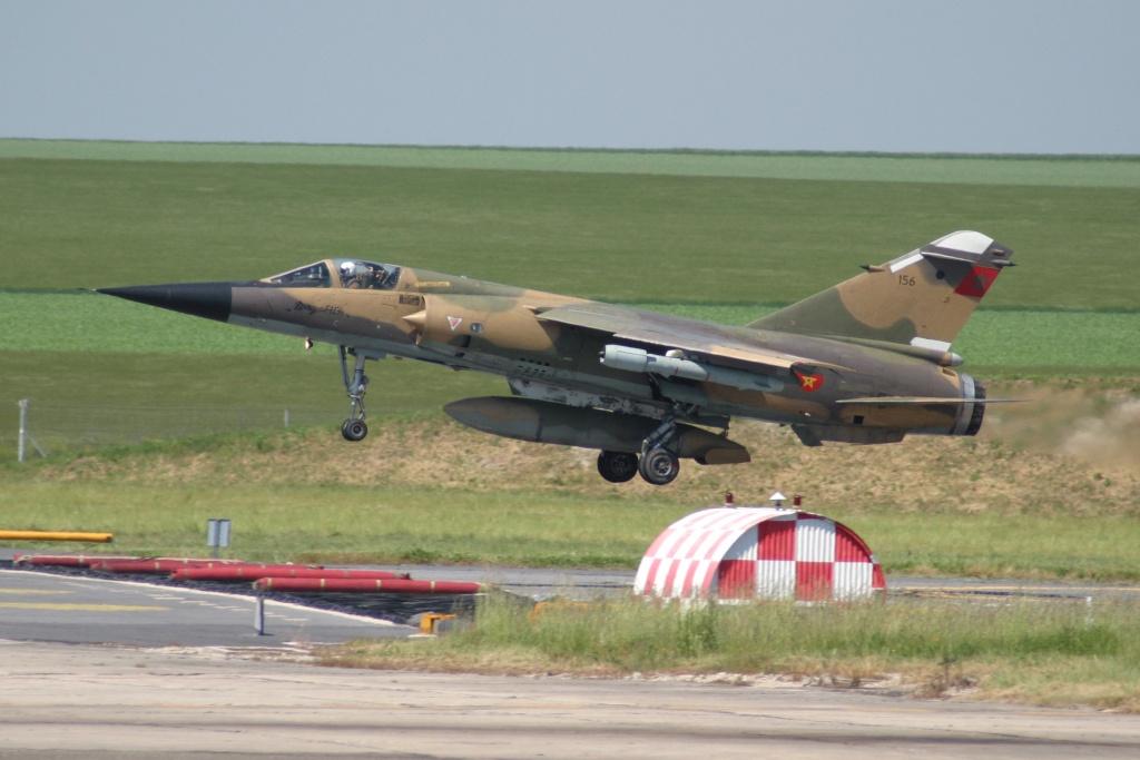 Échanges franco-marocain - Mirage F1 - 2003/2004 160-10