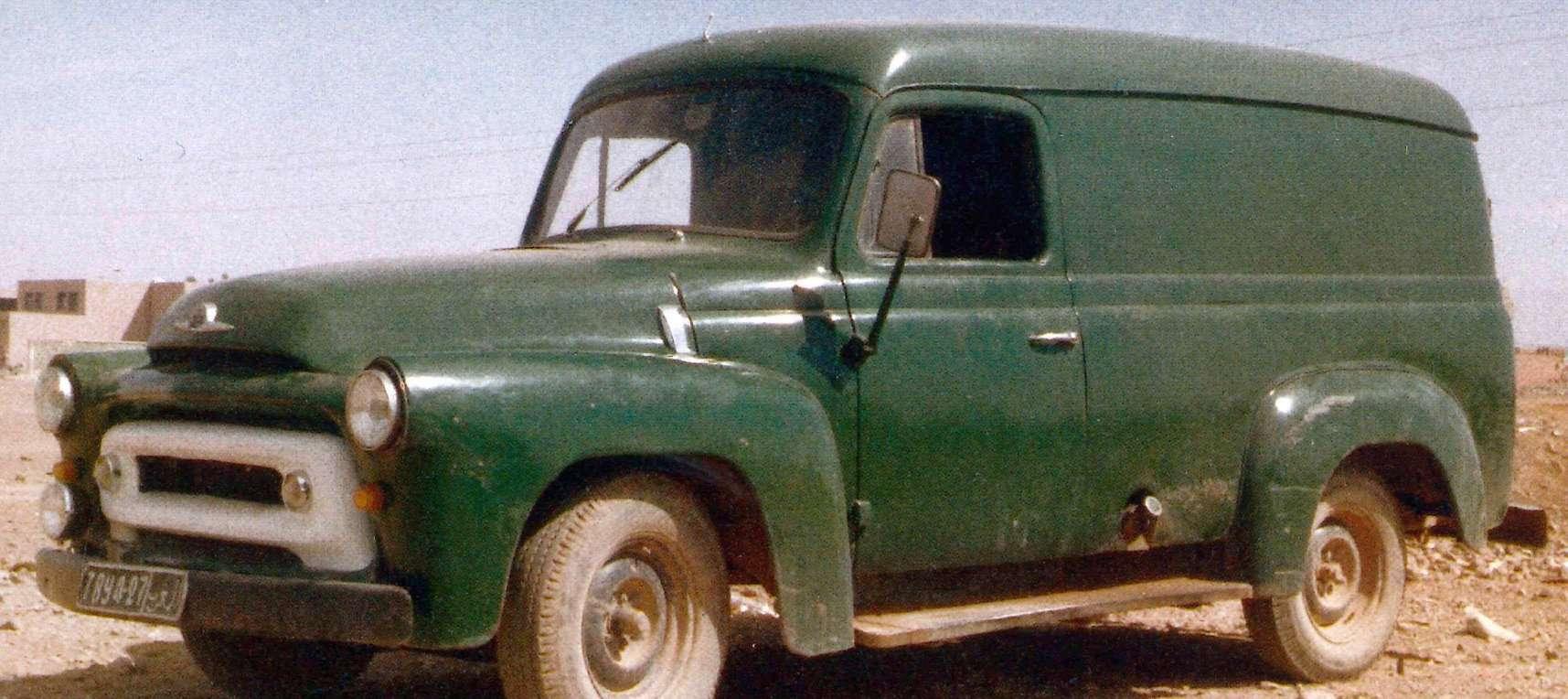 Transport Routier au Maroc - Histoire 28954110