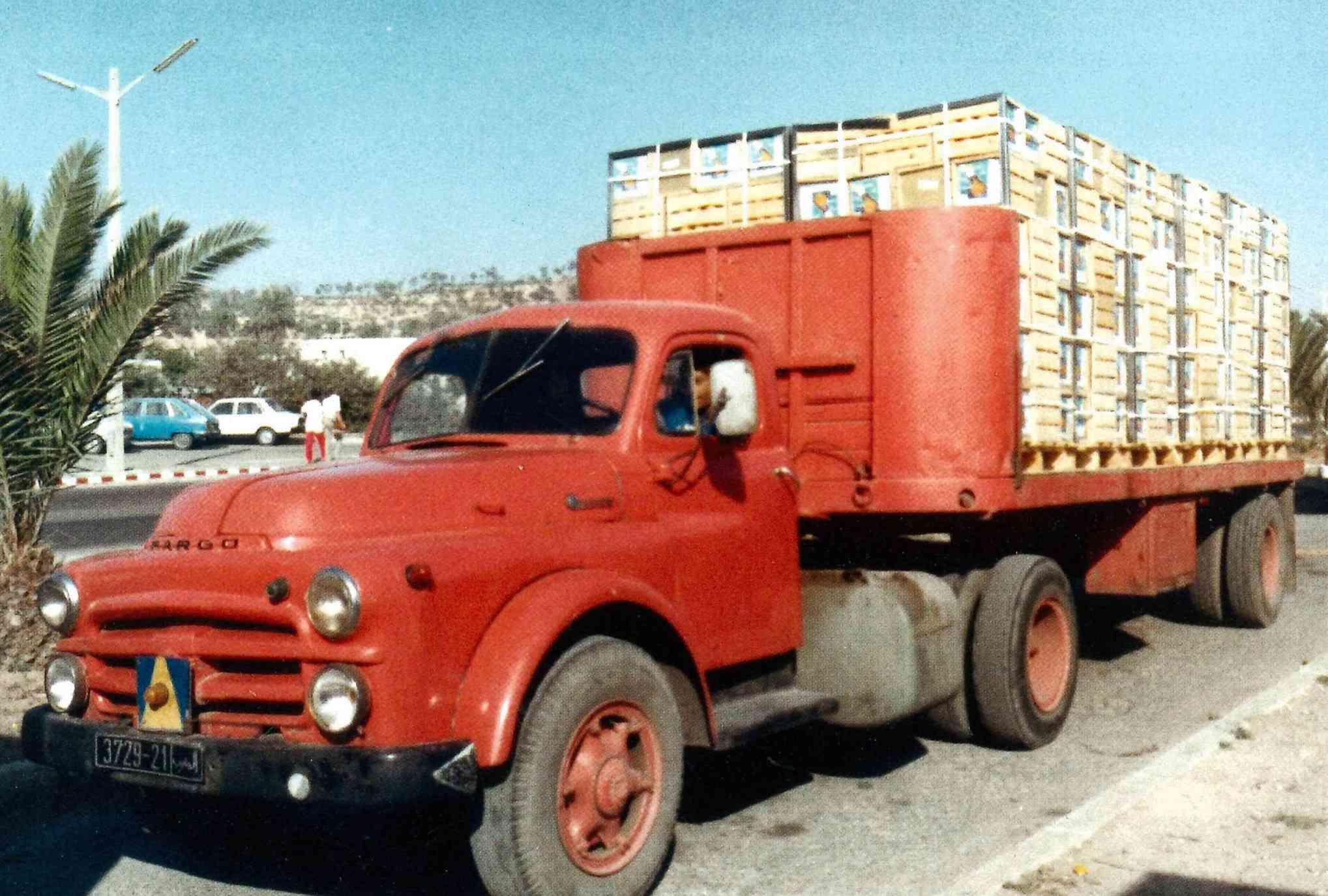 Transport Routier au Maroc - Histoire 29064510