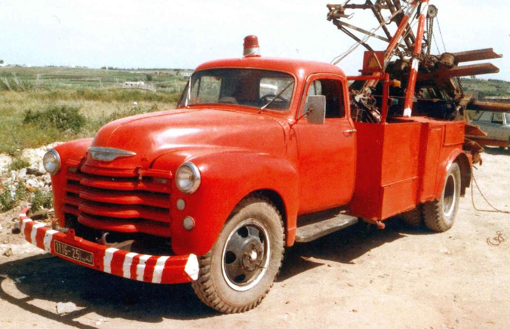 Transport Routier au Maroc - Histoire Clipb139