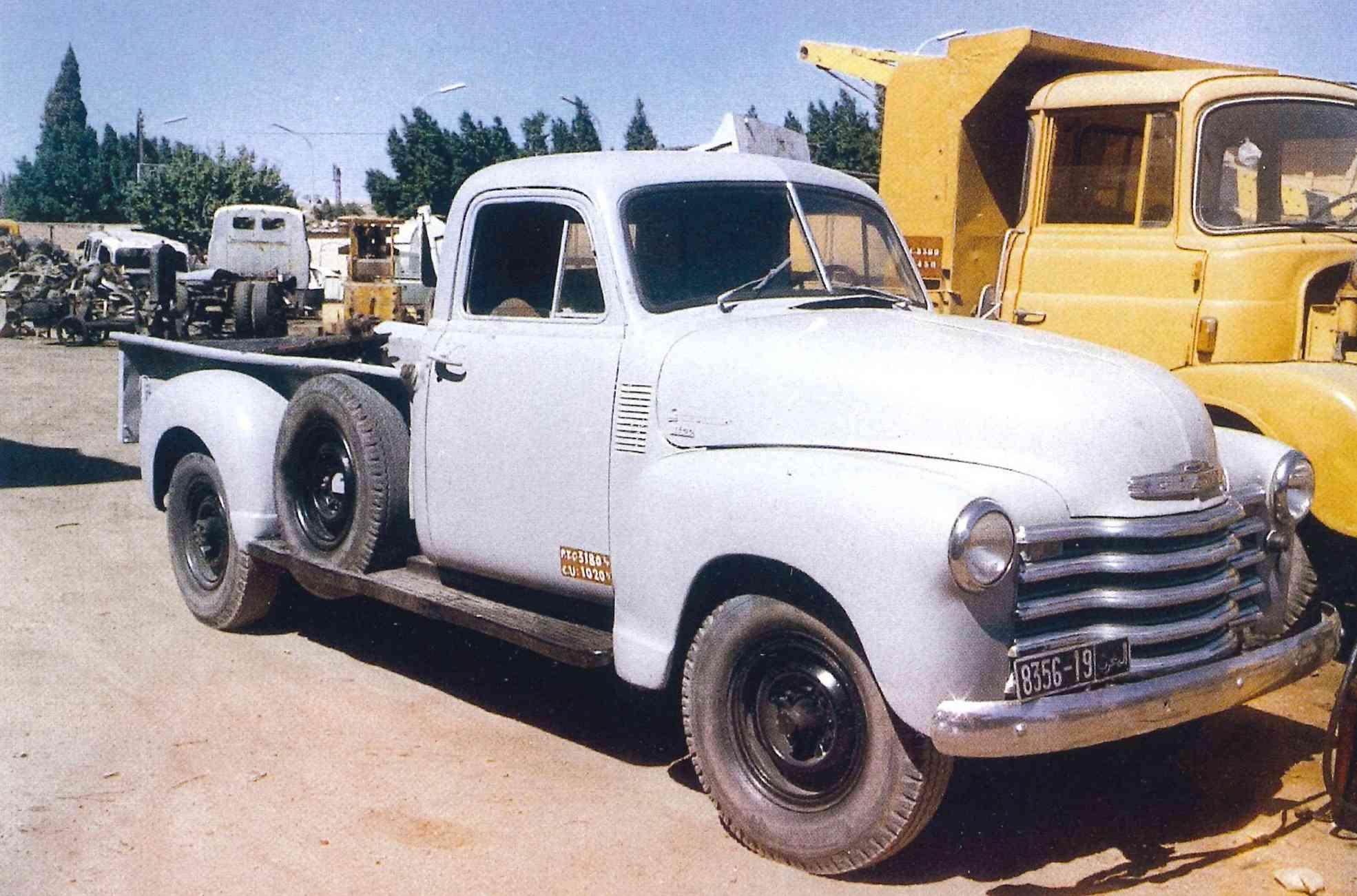 Transport Routier au Maroc - Histoire Clipb140