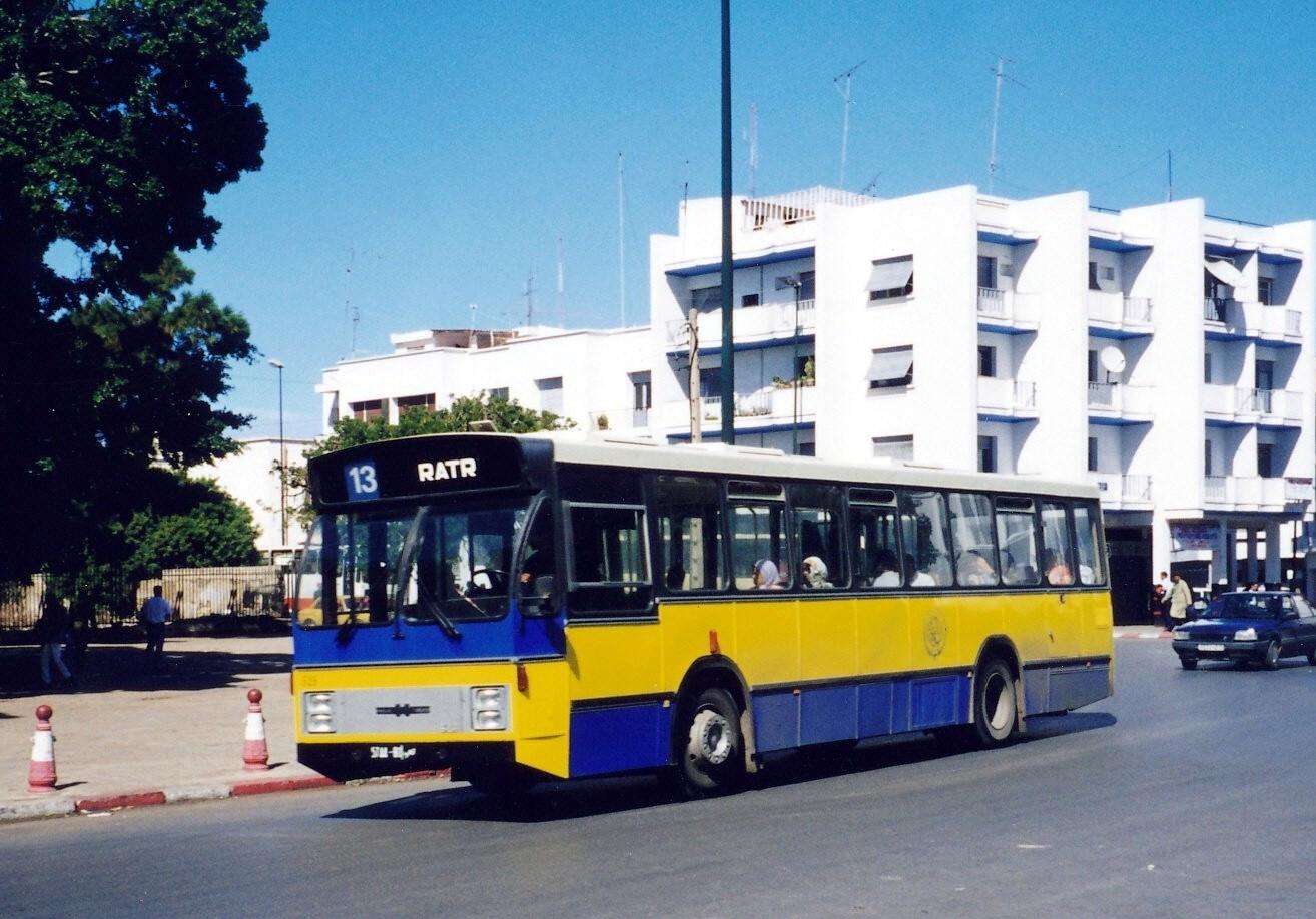 Transport Routier au Maroc - Histoire Clipb142