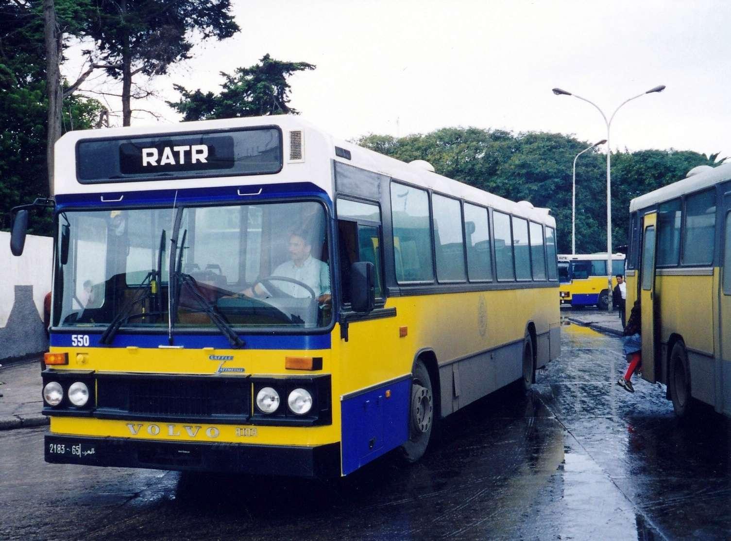 Transport Routier au Maroc - Histoire Clipb143