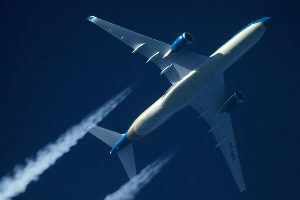 Oradea - aeronave in zbor - Pagina 38 Vn-a8913