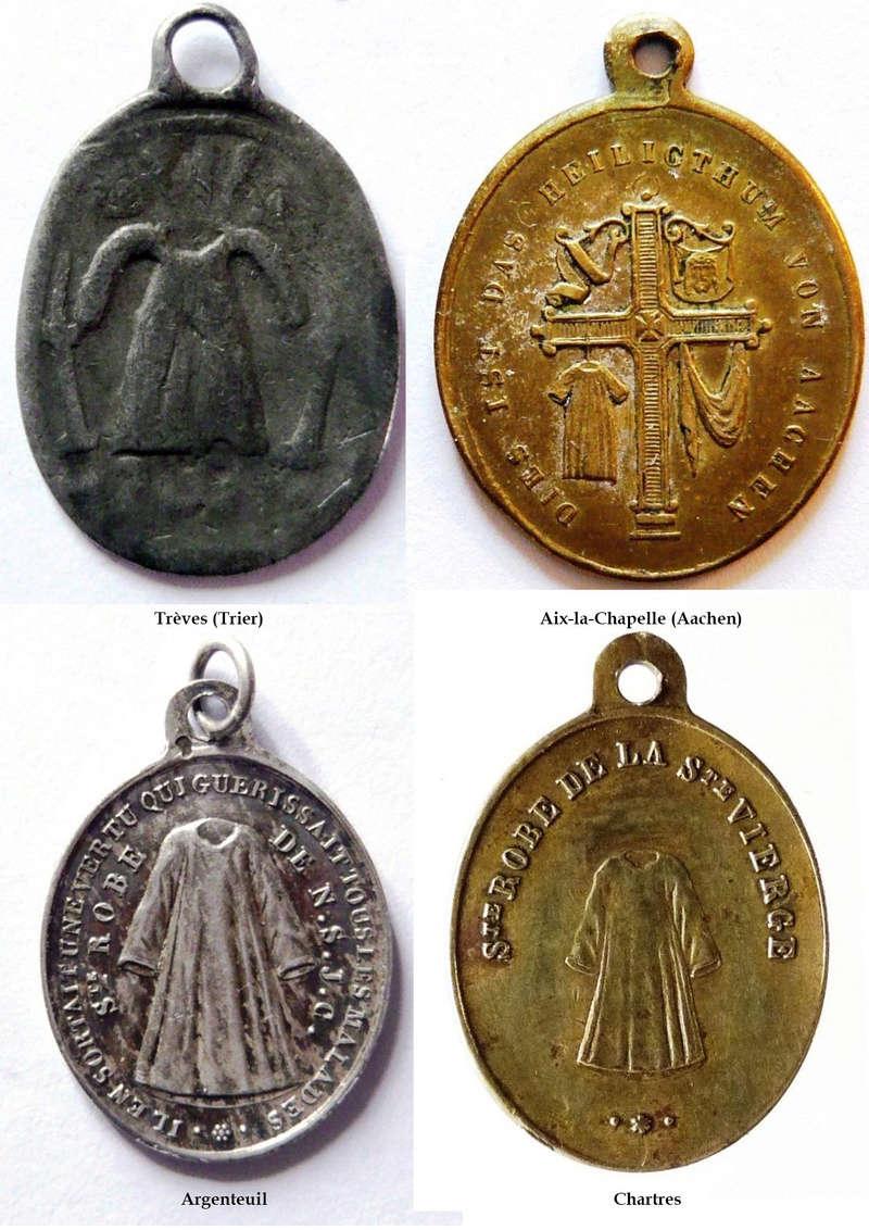 san huberto -santa tunica XVII Robes10