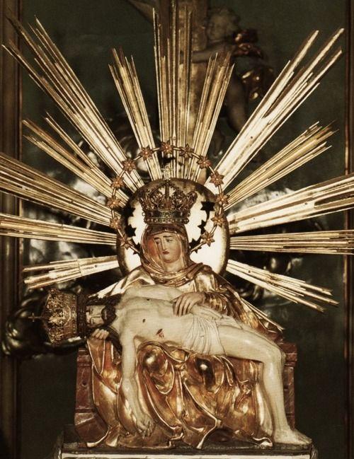 Santa Maria de Sastin (Sedembolestná Panna Mária)/ San Juan Nepomuceno, S. XVIII(MAM) Sastin10