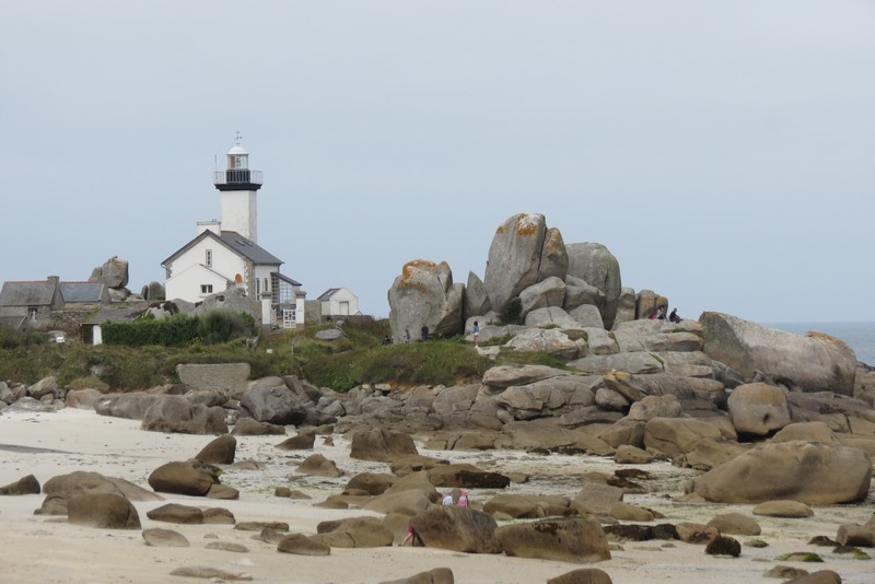 brigognan phare ,plage , Img_9515