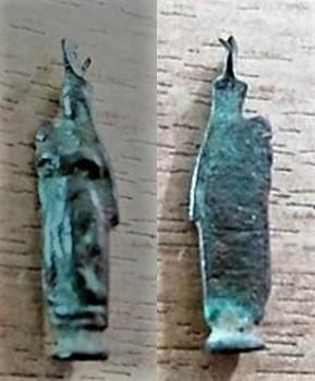 medalla pastorale figuradas XVII-XVIII 28381410
