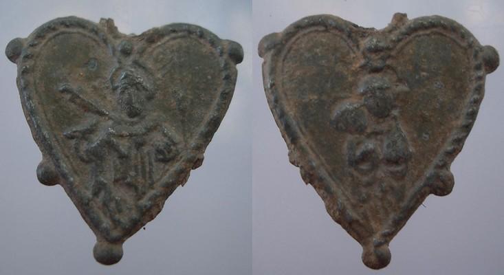 Virgen con Niño - Santo no identificado , S. XV-XVI 30742010
