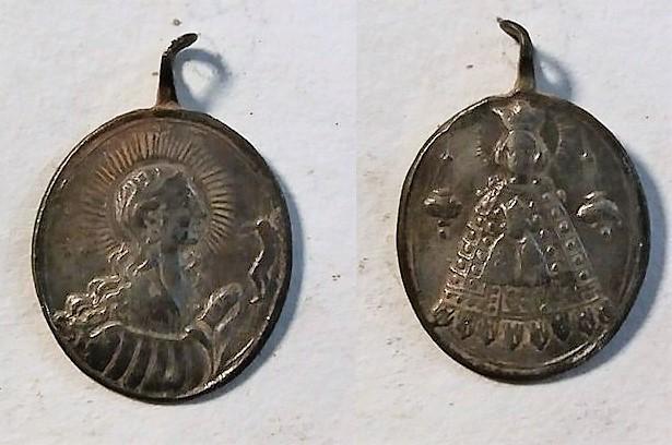 santa Maria Magdalena -ND Liesse XVII-XVIII Saint_10