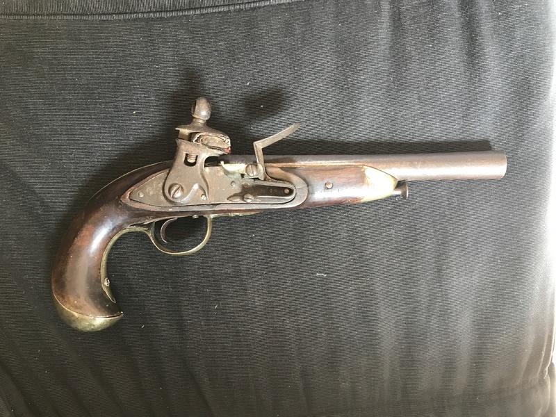 Pistolet a silex  F02d1710