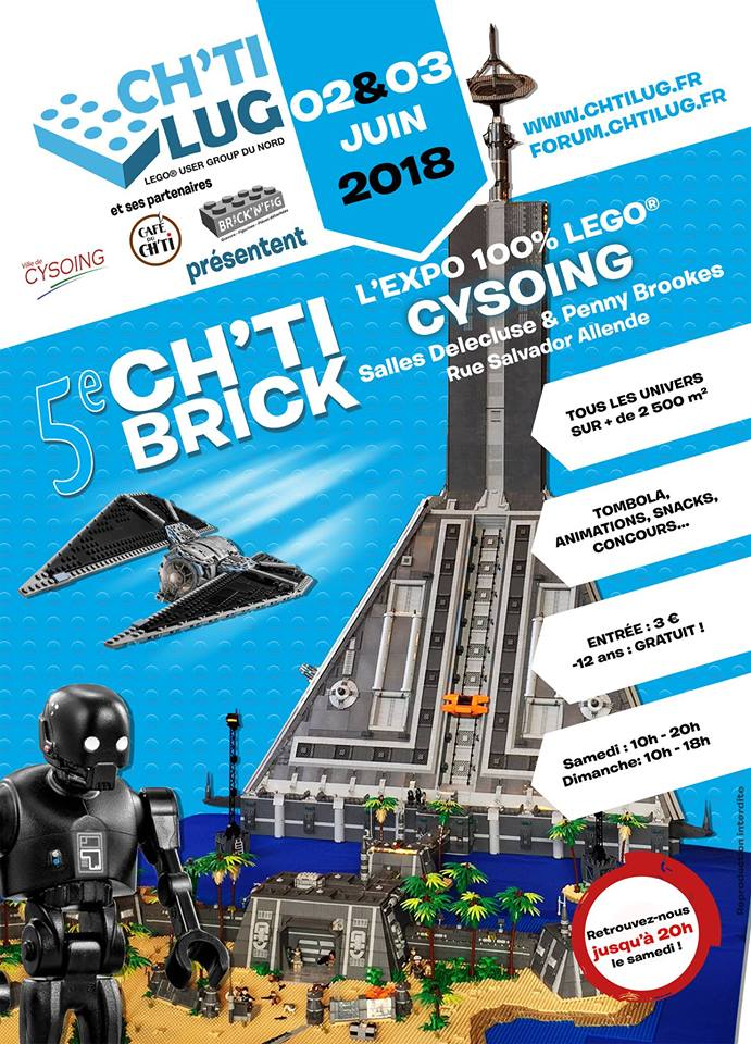 5ème Ch'ti Brick Cysoing 02 et 03 juin 2018 31464210