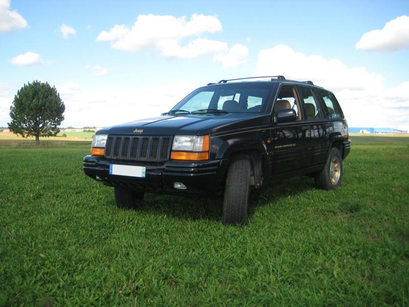 Grand cherokee  ZJ v8 de 5.2L de 1996 version limited 00112