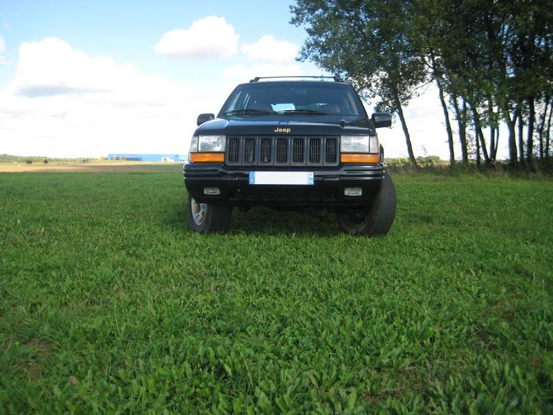 Grand cherokee  ZJ v8 de 5.2L de 1996 version limited 00212