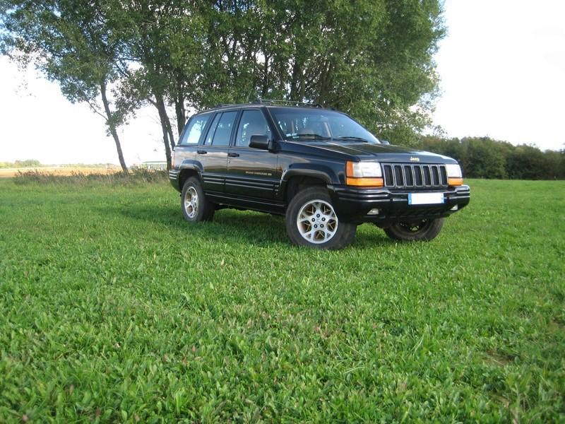 Grand cherokee  ZJ v8 de 5.2L de 1996 version limited 00310