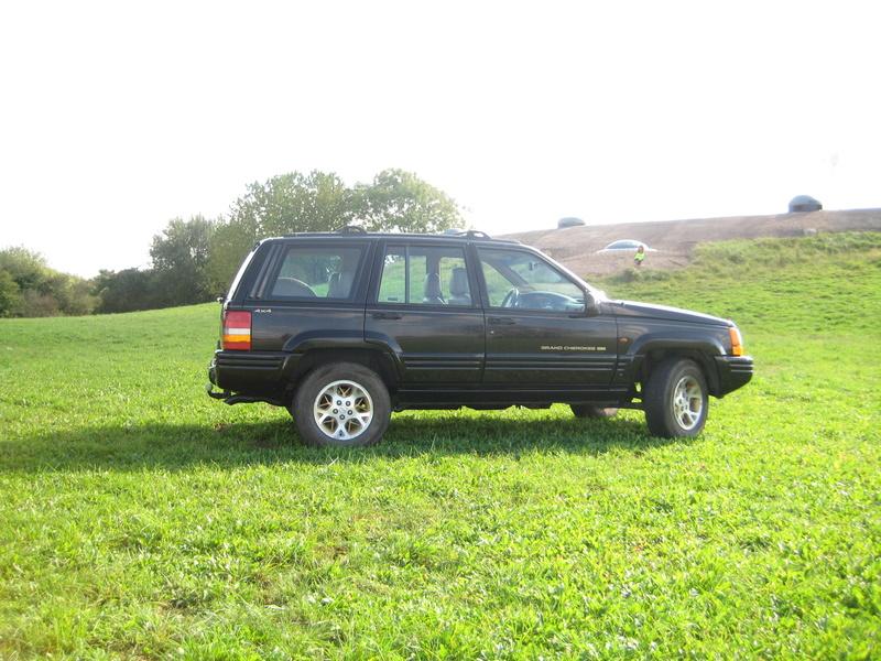 Grand cherokee  ZJ v8 de 5.2L de 1996 version limited 00511