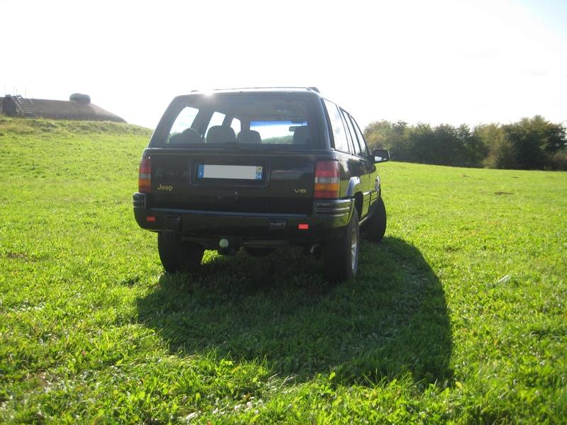 Grand cherokee  ZJ v8 de 5.2L de 1996 version limited 00611