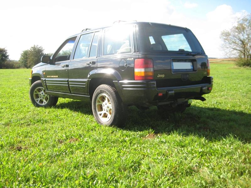 Grand cherokee  ZJ v8 de 5.2L de 1996 version limited 00710