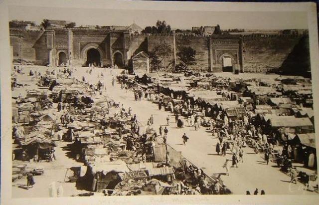 Meknès, la Ville Ancienne et les 2 Mellahs 1 3031110