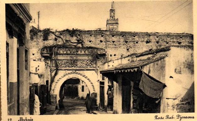 Meknès, la Ville Ancienne et les 2 Mellahs 1 953_0010