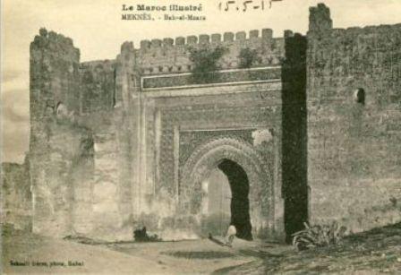 Meknès, la Ville Ancienne et les 2 Mellahs 1 Maroc_10