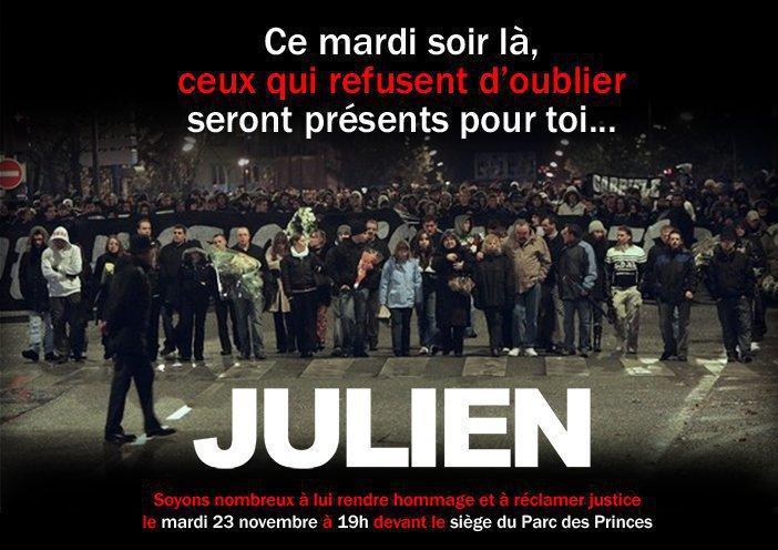 Marche pour Julien 15478410