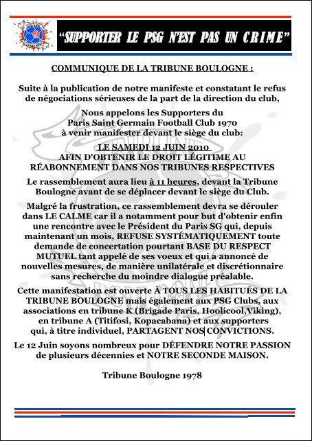 Tribune Boulogne 29450110