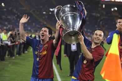 [Ligue des Champions] Finale Messi-10