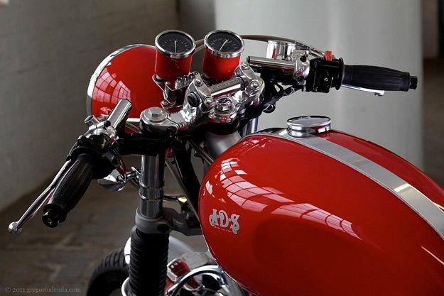 Ah! Un W650... Kawasa16