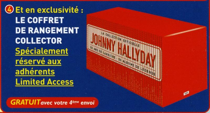 Le coffret Limited Access Coffre10