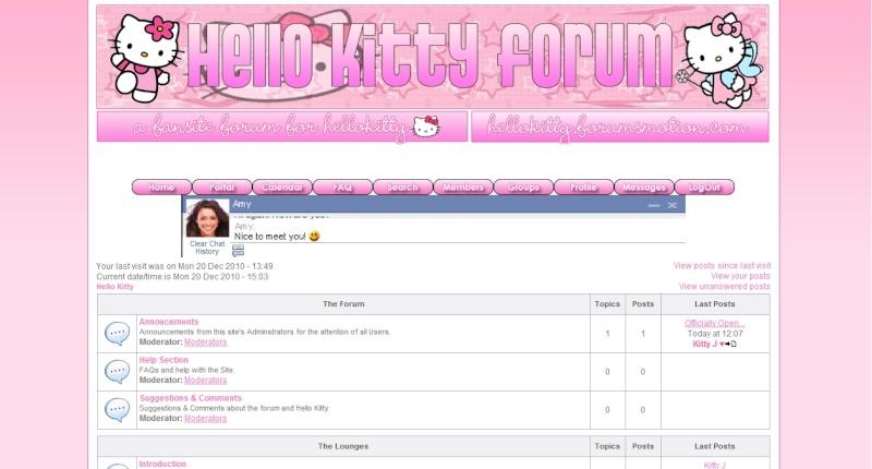 Hello Kitty Fan Forum Fsfs10
