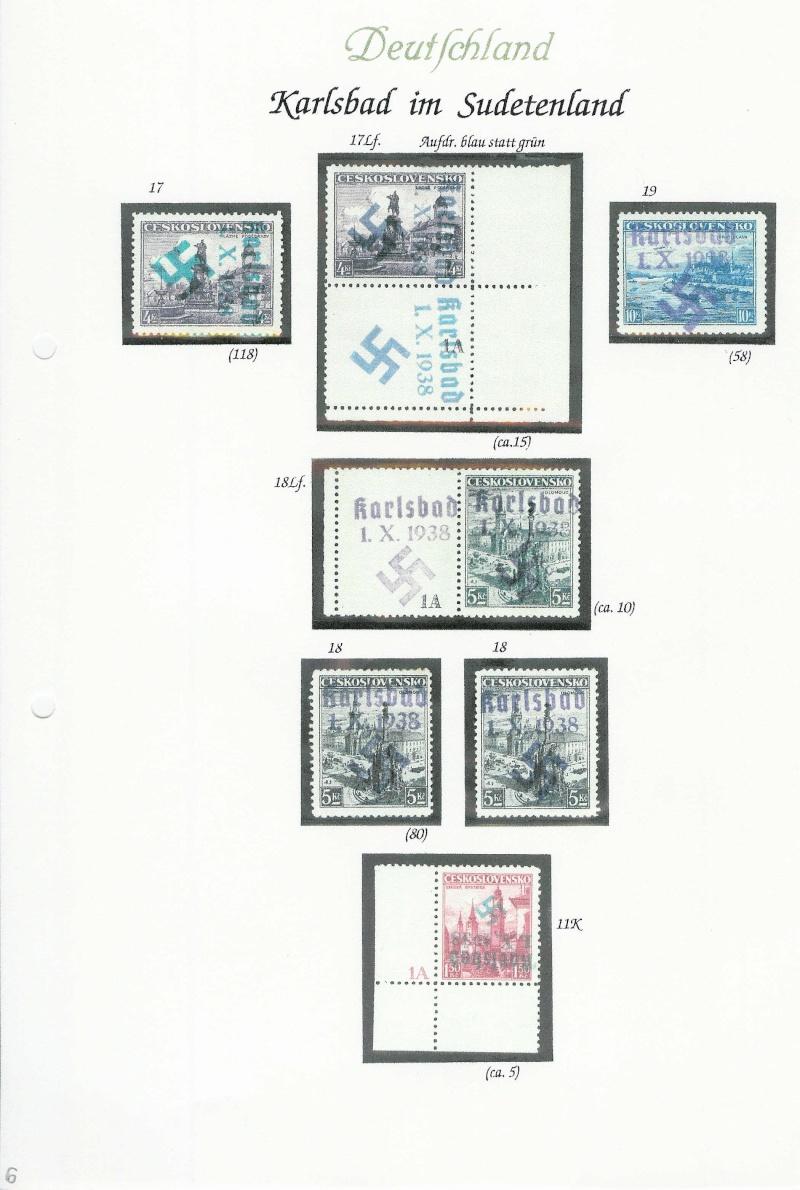 sudetenland - Sensation der Philatelie Karlsb12