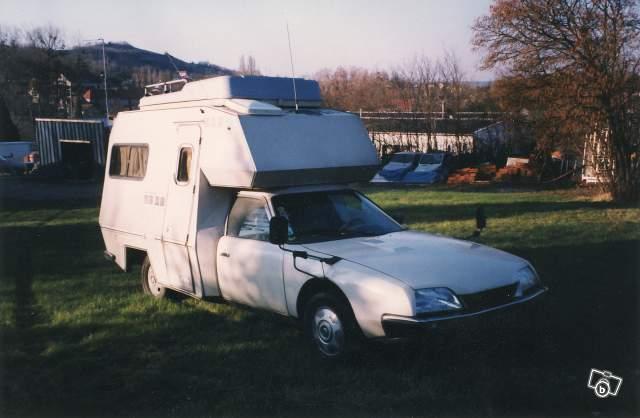 Camping car 19168110