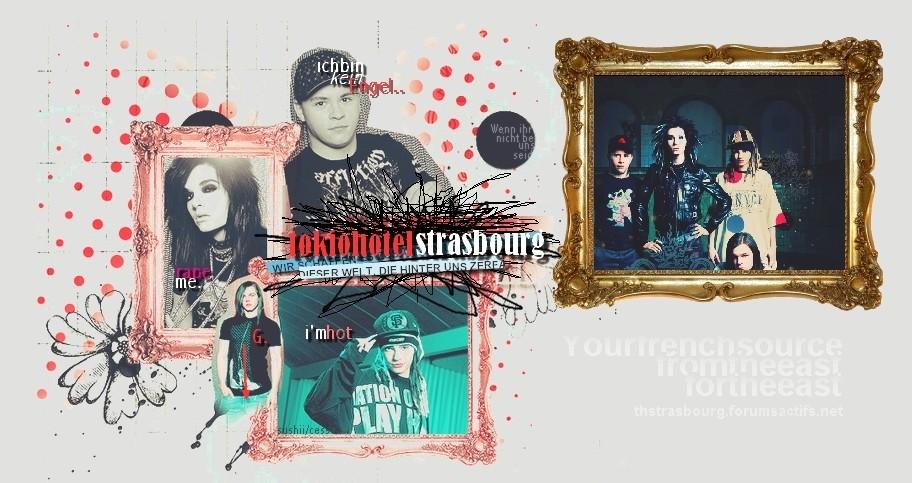 Tokio Hotel France - Forum de l'Est