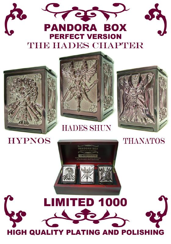 Pandora Box Hades Hadesc10
