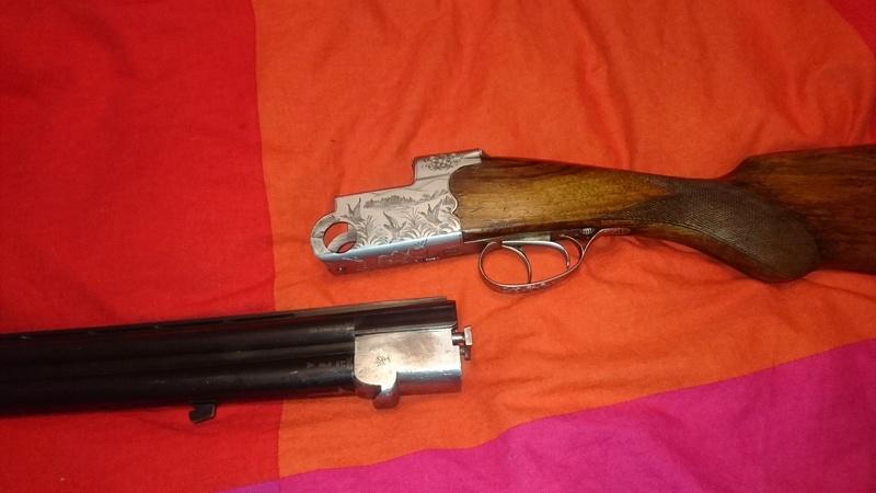 Recherche marque de fusil  15208710