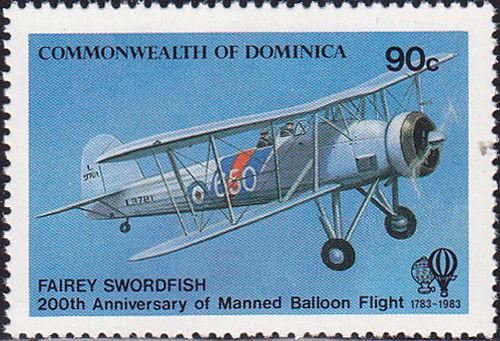 Einmotorige Flugzeuge Domini10