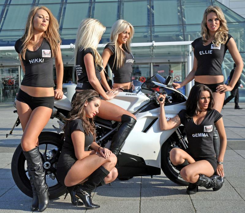 La médaille du Flatistan... Ducati10