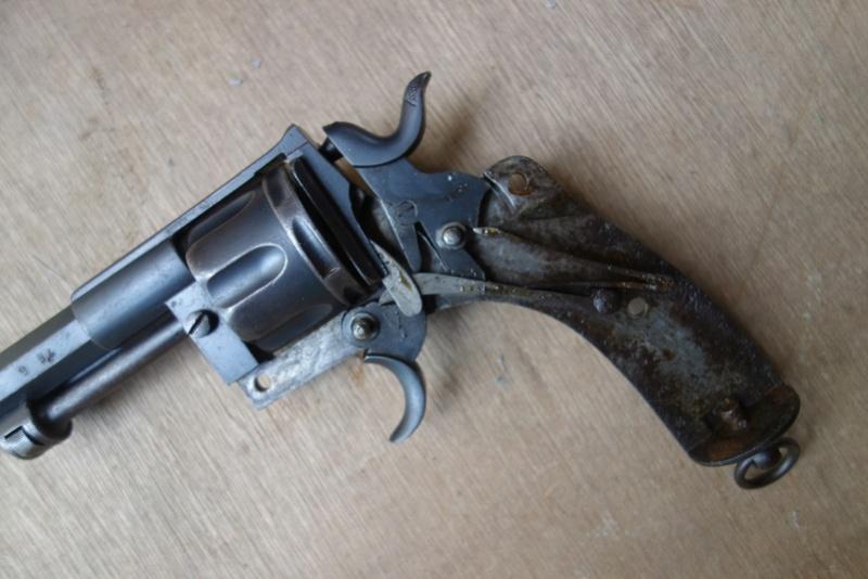 Revolver réglementaire KNIL 1891 Dsc02129
