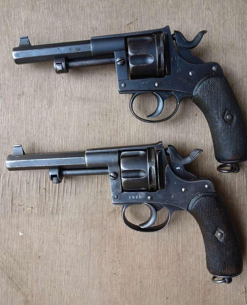 Revolver réglementaire KNIL 1891 Dsc02132