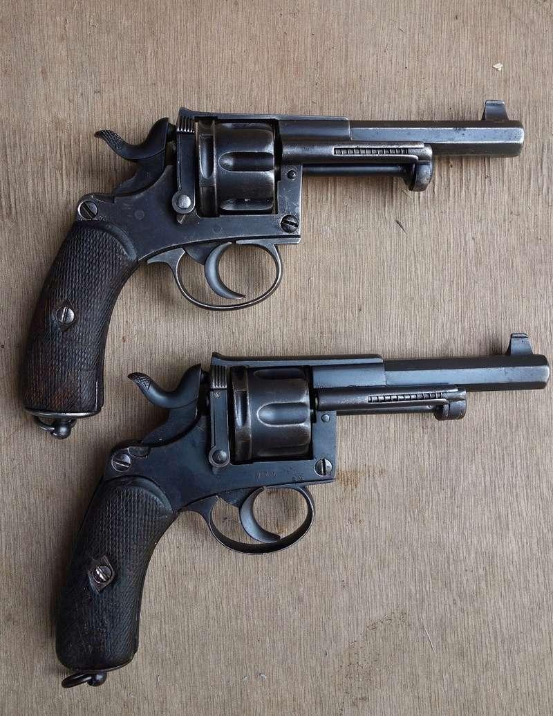 Revolver réglementaire KNIL 1891 Dsc02133