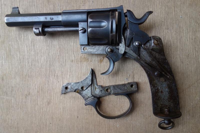 Revolver réglementaire KNIL 1891 Dsc02134
